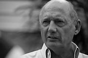 October 30-November 2 : United States Grand Prix 2014, Ron Dennis, executive chairman of Mclaren Mercedes F1 team