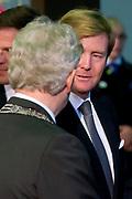 Nationale Herdenking voor de slachtoffers van vlucht MH17 in de RAI , Amsterdam.Vertrek van de gasten na afloop van de bijeenkomst<br /> <br /> National Memorial for the victims of flight MH17 in the RAI, Amsterdam.VThe guests leave after the meeting<br /> <br /> Op de foto / On the photo: Koning Willem-Alexander / King Willem-Alexander