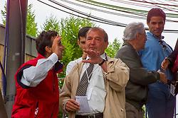 Somers Lucien, Van Dijck Marc, BEL<br /> CHIO Aachen 2001<br /> © Hippo Foto - Dirk Caremans<br /> 15/06/2001