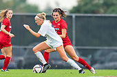 2021-10-06-DJ Rutgers vs Michigan Women's Soccer