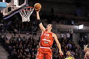 DESCRIZIONE : Ancona Lega A 2011-12 Fabi Shoes Montegranaro Cimberio Varese<br /> GIOCATORE : Diego Fajardo<br /> CATEGORIA : schiacciata tiro<br /> SQUADRA : Cimberio Varese<br /> EVENTO : Campionato Lega A 2011-2012<br /> GARA : Fabi Shoes Montegranaro Cimberio Varese<br /> DATA : 29/01/2012<br /> SPORT : Pallacanestro<br /> AUTORE : Agenzia Ciamillo-Castoria/C.De Massis<br /> Galleria : Lega Basket A 2011-2012<br /> Fotonotizia : Ancona Lega A 2011-12 Fabi Shoes Montegranaro Cimberio Varese<br /> Predefinita :