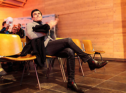 14.11.2016, Kongresszentrum, Seefeld, AUT, FIS Ski Sprung Weltcup, OeSV PK Saisonautakt, im Bild Hupo Neuper (Manager Gregor Schlierenzauer) // during a Press conference of Austrian Skiteam, OeSV Ski Jump at the Kongresszentrum in Seefeld, Austria on 2016/11/14. EXPA Pictures © 2016, PhotoCredit: EXPA/ JFK