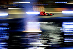 April 7, 2018 - Sakhir, Bahrain - Motorsports: FIA Formula One World Championship 2018, Grand Prix of Bahrain,#7 Kimi Raikkonen (FIN, Scuderia Ferrari) (Credit Image: © Hoch Zwei via ZUMA Wire)