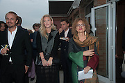 JONAS TAHLIN; JANINA BOSS; CAROLYN CHRISTOV-BAKARGIEV;  , Absolut Art Bureau cocktails and dinner to celebrate the announcement of the 2013 Absolut Art Award shortlist. Bauer Hotel, San Marco. Venice. Venice Bienalle. 28 May 2013