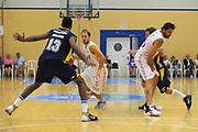DESCRIZIONE : Varallo Torneo di Varallo Lega A 2011-12 EA7 Emporio Armani Milano Banco di Sardegna Sassari<br /> GIOCATORE : Jacopo Giachetti<br /> CATEGORIA : Palleggio<br /> SQUADRA : EA7 Emporio Armani Milano<br /> EVENTO : Campionato Lega A 2011-2012<br /> GARA : EA7 Emporio Armani Milano Banco di Sardegna Sassari<br /> DATA : 11/09/2011<br /> SPORT : Pallacanestro<br /> AUTORE : Agenzia Ciamillo-Castoria/A.Dealberto<br /> Galleria : Lega Basket A 2011-2012<br /> Fotonotizia : Varallo Torneo di Varallo Lega A 2011-12 EA7 Emporio Armani Milano Banco di Sardegna Sassari<br /> Predefinita :