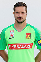 Download von www.picturedesk.com am 16.08.2019 (14:00). <br /> MARIA ENZERSDORF, AUSTRIA - JULY 16: Andreas Leitner of Admira during Team photo shooting - FC Flyeralarm Admira at BSFZ Arena on July 16, 2019 in Maria Enzersdorf, Austria.190716_SEPA_13_002 - 20190716_PD12513