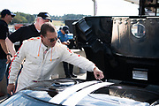 Ford GTLM driver Ryan Briscoe, Rob Kauffman RK motors