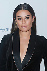 NEW YORK, NY - SEPTEMBER 23: Lea Michele at YouTube TV ©. 23 Sep 2017 Pictured: Lea Michele. Photo credit: MPI99/Capital Pictures / MEGA TheMegaAgency.com +1 888 505 6342