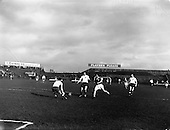 1961 - Amateur International: Ireland v England at Dalymount Park