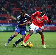 Charlton Athletic v Cardiff City 130216