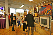 Art in Berks Co., Art Plus Coop Gallery Annual Art Show Fundraiser, GoggleWorks Center for the Arts, Reading, PA