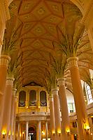 St. Nicholas Church, Leipzig, Saxony, Germany