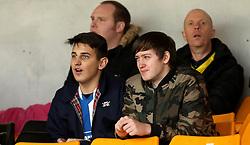 Bristol Rovers fans at Port Vale - Mandatory by-line: Robbie Stephenson/JMP - 18/02/2017 - FOOTBALL - Vale Park - Stoke-on-Trent, England - Port Vale v Bristol Rovers - Sky Bet League One