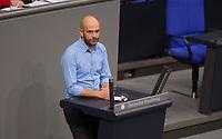 DEU, Deutschland, Germany, Berlin, 27.11.2019: Marco Bülow (fraktionslos) bei einer Rede während einer Plenarsitzung im Deutschen Bundestag.