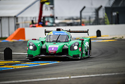 June 14, 2018 - Le Mans, FRANCE - 1 DKR ENGINEERING (LUX) NORMA M30 NISSAN JAMES WINSLOW (GBR) DAN POLLEY  (Credit Image: © Panoramic via ZUMA Press)