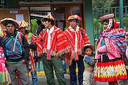 Machu Picchu Pueblo, Aguas Calientes,  Cusco Region, Urubamba Province, Machupicchu District, Peru