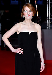 Krysty Wilson-Cairns attending the 73rd British Academy Film Awards held at the Royal Albert Hall, London.