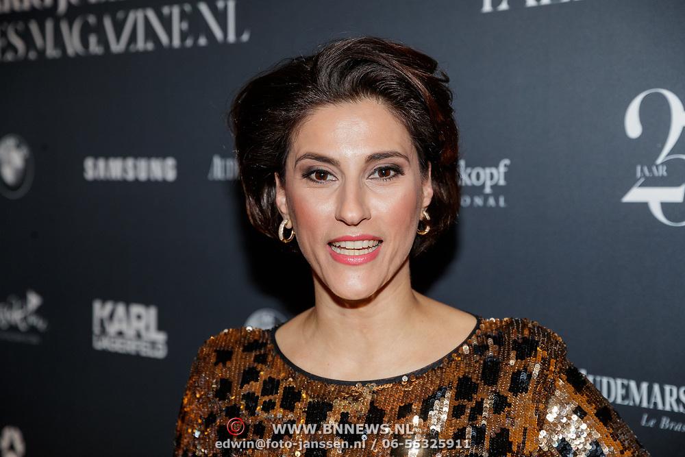 NLD/Amsterdam/20190124 - Inloop 25-jarig jubileum Talkies Magazine NL., Kristina Bozilovic