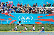 Eton Dorney, Windsor, Great Britain,..2012 London Olympic Regatta, Dorney Lake. Eton Rowing Centre, Berkshire.  Dorney Lake.  ...12:17:59  Saturday  04/08/2012 [Mandatory Credit: Peter Spurrier/Intersport Images]
