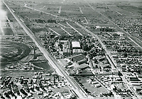 1927 Aerial of MGM Studios