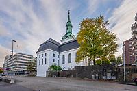 Nykirken i Bergen er en korskirke fra 1758–1763 på Nykirkeallmenningen på Nordnes i Bergen.