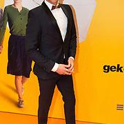 NLD/Amsterdam/20180212 - Premiere Gek op Oranje, jan Versteegh