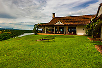 Mweya Safari Lodge, Queen Elizabeth National Park, Uganda.