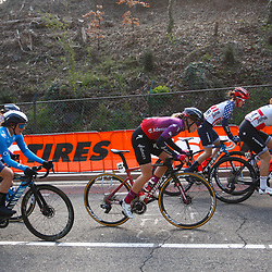 18-04-2021: Wielrennen: Amstel Gold Race women: Berg en Terblijt: Demi Vollering