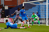 Alex Reid. Stockport County FC 4-0 Wealdstone FC. Vanarama National League. Edgeley Park. 3.5.21