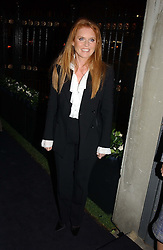 SARAH, DUCHESS OF YORK<br />