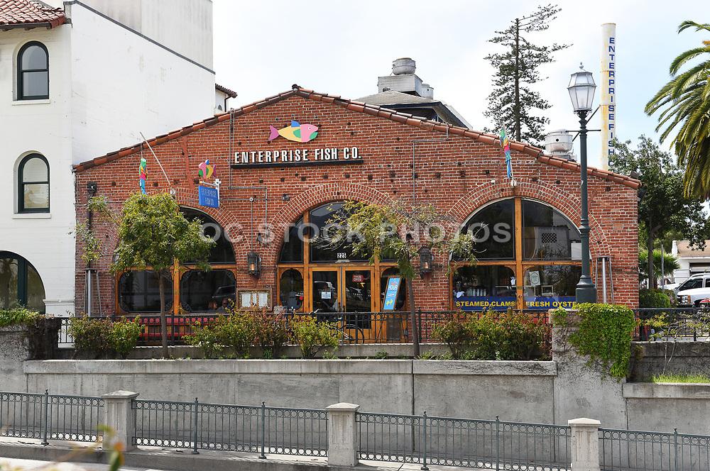 The Enterprise Fish Company Restaurant in Santa Barbara