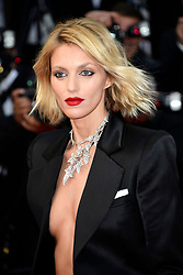 Anja Rubik attending the Pain and Glory Premiere as part of the Cannes 72nd Film Festival in France