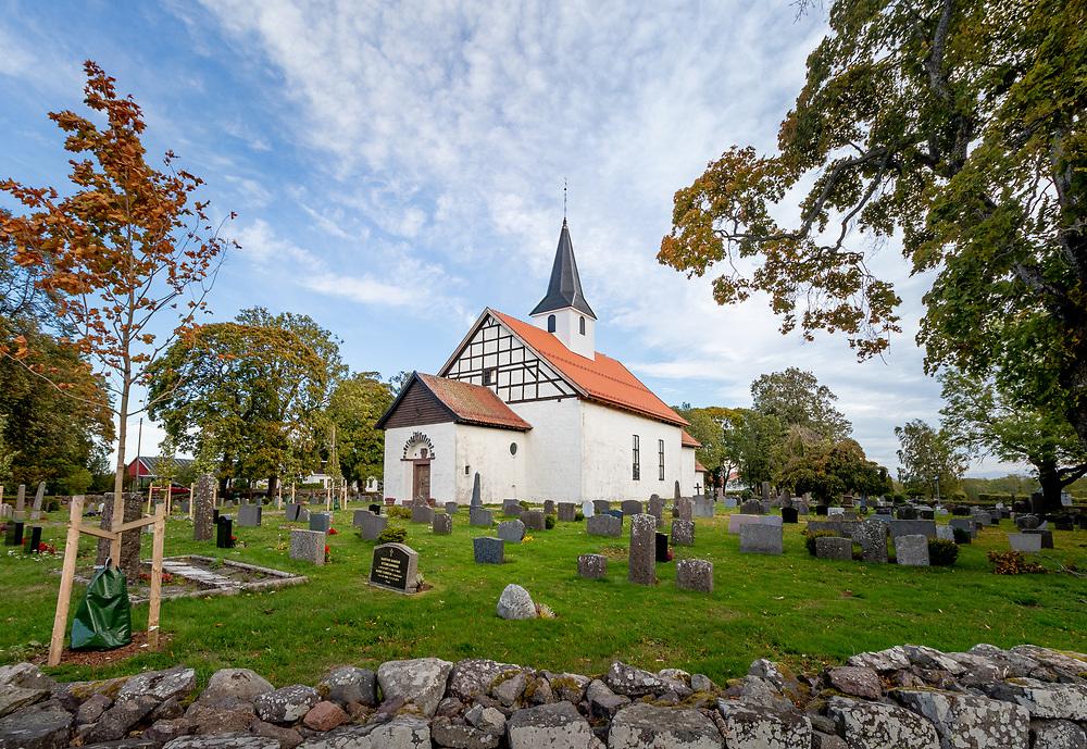 Borre kirke ligger på Kirkebakken i Horten kommune, og tilhører Borg bispedømme.