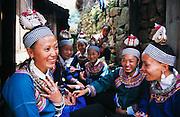 Traditional Miao, China
