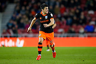 Sheffield Wednesday forward  Fernando Forestieri (45)  during the The FA Cup match between Middlesbrough and Sheffield Wednesday at the Riverside Stadium, Middlesbrough, England on 8 January 2017. Photo by Simon Davies.