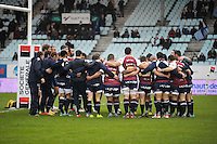 Groupe Begles Bordeaux - 03.01.2015 - Racing Metro 92 / Bordeaux Begles - 15eme journee de Top 14 -<br />
