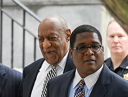 April 3, 2017 - Norristown, Pennsylvania, U.S - Bill Cosby is seen leaving the Montgomery County Court House  after a hearing on his upcoming sexual assault trial (Credit Image: © Ricky Fitchett via ZUMA Wire)
