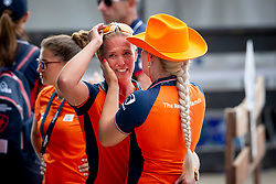 Heuitink Joyce, NED, <br /> World Equestrian Games - Tryon 2018<br /> © Hippo Foto - Sharon Vandeput<br /> 19/09/2018