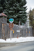 Sumpter, Oregon.