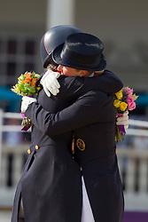 3 Bechtolsheimer Laura (GBR)<br /> Olympic Games London 2012<br /> © Dirk Caremans