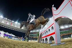 Kutscher Marco (GER) - Cash 63 <br /> CHI Al Shaqab - Doha 2013<br /> © Dirk Caremans