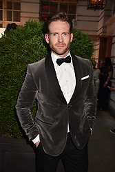 Craig McGinlay at the Nelson Mandela Foundation Gala Dinner, Rosewood, London England. 24 April 2018.