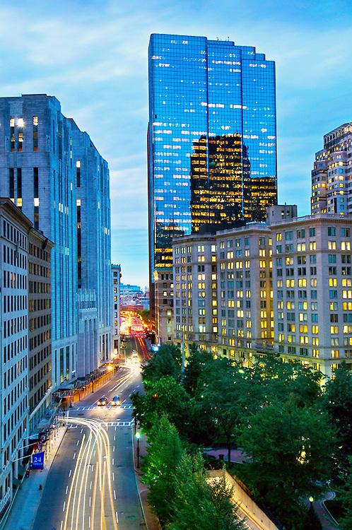 Congress Street, Boston, Massachusetts