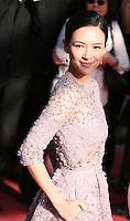 Zhang Ziyi at Venus in Fur - La Venus A La Fourrure film gala screening at the Cannes Film Festival Saturday 26th May May 2013