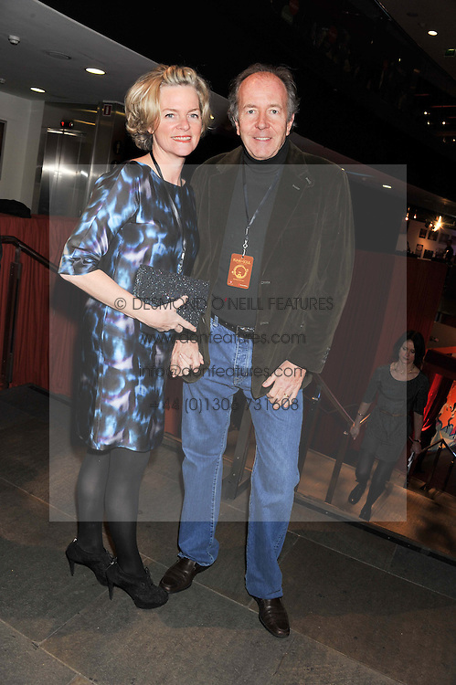 LORD & LADY BRUCE DUNDAS at A Night of Funk & Soul in aid of Save The Children held at The Roundhouse, Camden, London on 20th March 2013.
