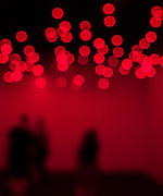 A new light-based installation by Japanese artist Tatsuo Miyajima is now on view at The Met Breuer. Arrow of Time (Unfinished Life) was created to accompany The Met Breuer's inaugural exhibition Unfinished: Thoughts Left Visible and will be on view through September 25, 2016, in the Tony and Amie James Gallery.