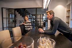 Deusser Daniel, Wauters Caroline<br /> Stephex Stables Wolvertem 2021<br /> © Hippo Foto - Dirk Caremans<br /> 15/01/2021