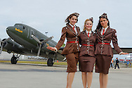 Photos of the Airpower Expo at the New Orleans Lakefront Airport, sponsored by the National WWII Museum.