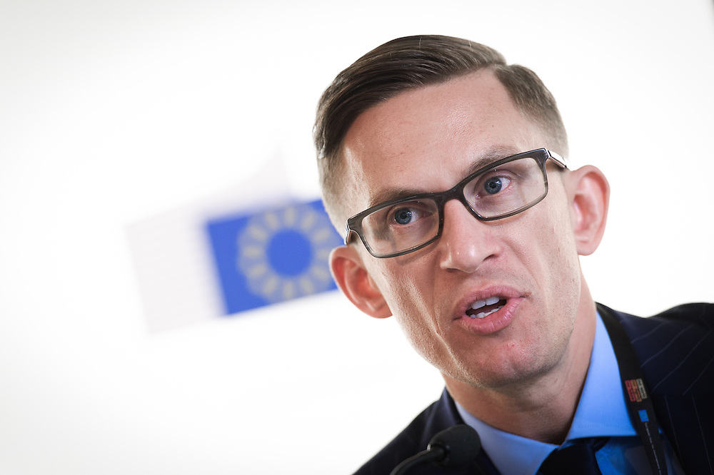 03 June 2015 - Belgium - Brussels - European Development Days - EDD - Gender - Gender equality - Exploring innovative ways to engage boys and young men in shifting social norms - Peter Pawlak , International Consultant © European Union