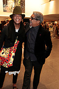Brooklyn, New York-June 1- United States: (L-R) Designer Edward Wilkerson and Photographer Marc Baptiste  attend the Brooklyn Museum's Fashion Night: Modern Black Dandies celebrating the art and style in honor of Author Shantrelle P. Lewis's new book ' Dandy Lion: The Black Dandy and Street Style held at the Brooklyn Museum on June 1, 2017 in Brooklyn, New York. (Photo by Terrence Jennings/terrencejennings.com)